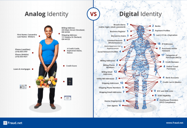 What is digital identity