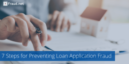 loan application fraud