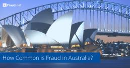 fraud in australia